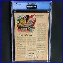 TALES TO ASTONISH #25 (1961) CGC 5.5 OW-W ONLY 60 in CENSUS! Kirby Cover