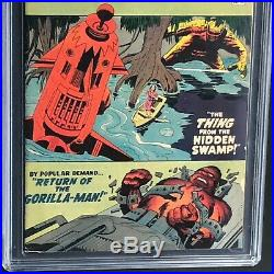 TALES TO ASTONISH #30 (1962) CGC 8.0 ONLY 10 HIGHER Gorilla-Man Jack Kirby