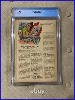 TALES TO ASTONISH #44 CGC 4.5 Silver Age Comic Book 1ST APP WASP