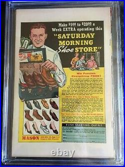 TALES TO ASTONISH #53 CGC NM 9.4 OW-W Kirby Giant-Man cover (3/64)