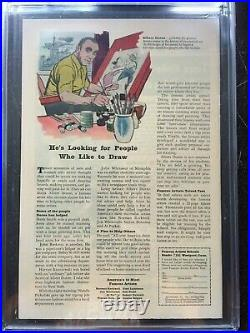TALES TO ASTONISH #61 CGC NM+ 9.6 OW-W Kirby cover! Suscha News Collection