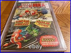 TALES TO ASTONISH 63 CGC 5.0 Silver Age 1ST FULL APPEARANCE ORIGIN OF THE LEADER