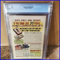 Tales To Astonish #59 Cgc 4.0, 1st Hulk In Title, Classic Cover! New Case