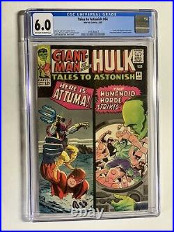 Tales To Astonish 64 Cgc 6.0 Owithw Pages Marvel Silver Age