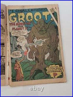 Tales to Astonish #13 First Appearance of Groot comic book