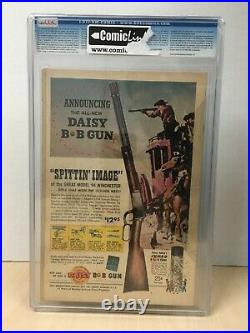 Tales to Astonish #27 (1962) CGC 4.0 OwithW Pgs 1st Ant-Man NO Marvel Chipping