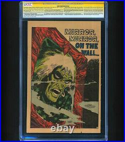Tales to Astonish #27 CGC SS Stan Lee 5th Pg Only 1ST ANT MAN GROWS using Serum
