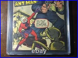 Tales to Astonish #35 (1962) 1st Ant-Man in Costume! CGC 6.0 Key