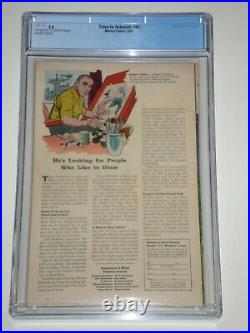 Tales to Astonish 44 (1963 Marvel) CGC 5.0 1st Wasp Appearance (Janet Van Dyne)
