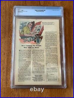 Tales to Astonish 44 CGC 4.5 VG+ OWithW 1st Wasp Ant-Man