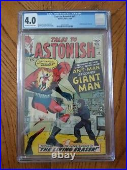 Tales to Astonish #49 (1963) CGC 4.0 / 1st appearance of Giant-Man / Silver Age