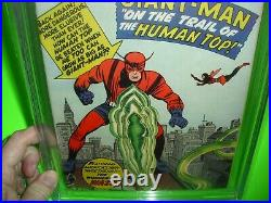 Tales to Astonish #55 CGC 9.0 with OW PAGES 1964! Marvel not CBCS A29 2038483023