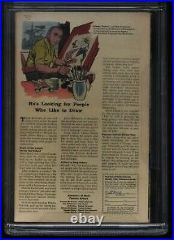 Tales to Astonish #57 5.0 CGC On The Trail of the Amazing Spider-Man