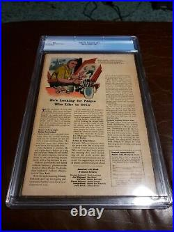 Tales to Astonish #57 CGC 4.5 Early Spider-Man App & Crossover Marvel 1964