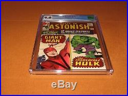 Tales to Astonish #60 CGC 9.0 WHITE pages! HIGH in Census! 12 pix Ships INSURED