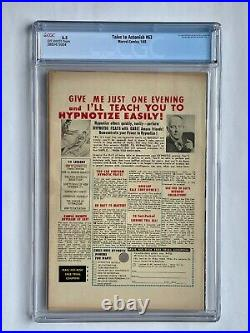 Tales to Astonish #63 Origin & 1st full appearance of Leader! CGC 6.5 (new case)