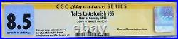 Tales to Astonish #86 (1966) CGC 8.5 - Stan Lee signed 2nd highest SS